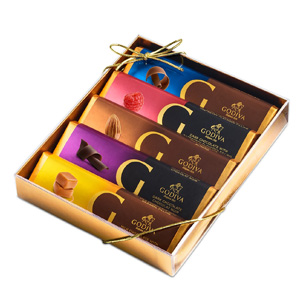 Godiva歌帝梵巧克力5条装