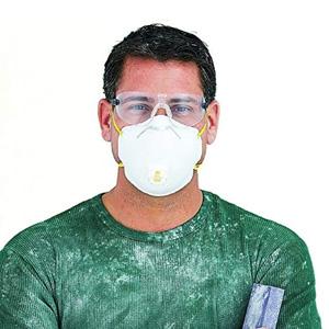3M 8511 N95 头带式颗粒防护口罩(带呼气阀)10个装