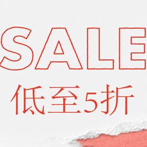 Swarovski中国官网现有精选商品低至5折促销