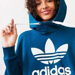 Adidas美国官网折扣区商品低至5折+额外6折促销