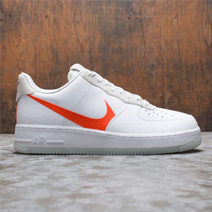 Nike Air Force 1 '07 LV8 夜光 白橙男鞋