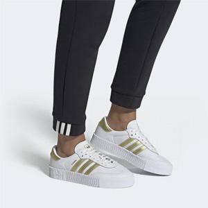 ADIDAS阿迪达斯 Sambarose 女士运动鞋