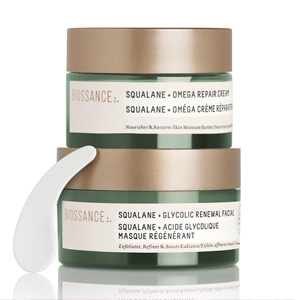 Biossance新款 Omega 保湿护肤套装(价值$126)