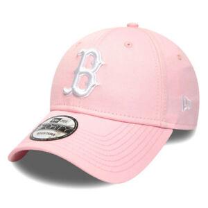 MLB美职棒 中性款波士顿红袜队可调节棒球帽