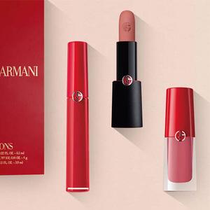 升级!Giorgio Armani阿玛尼美国官网精选美妆套装额外8折促销