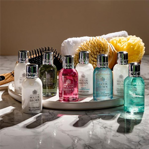 Molton Brown英国皇室沐浴露套装 50ml*8
