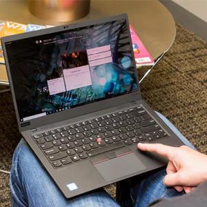 ThinkPad X1 C7 14寸雾面屏笔记本 (i7-10710U 16GB 1TB SSD)