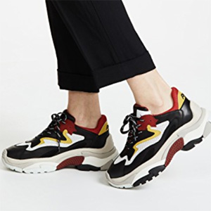 ASH 艾熙 Addict 拼色老爹鞋