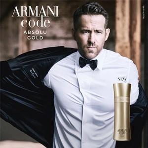 Giorgio Armani 阿玛尼 Code Absolu Gold香水