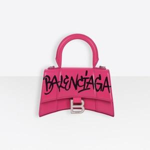 Balenciaga巴黎世家 涂鸦限定沙漏包