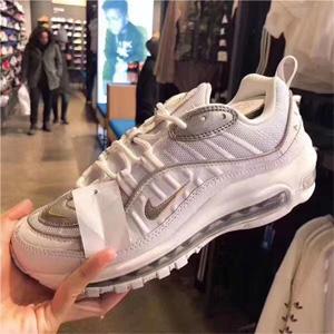 好价可撸!Nike耐克 Air Max 98 全掌气垫女款休闲鞋