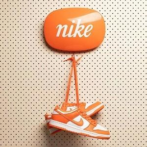 """雪城神话!Nike Dunk Low """"Syracuse""""震撼来袭!"""