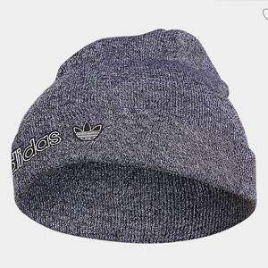 ADIDAS ORIGINALS FORUM TREFOIL BEANIE针织帽