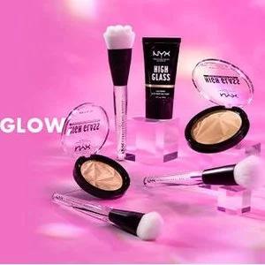 NYX cosmetics美国官网现有新光泽系列买三免一促销