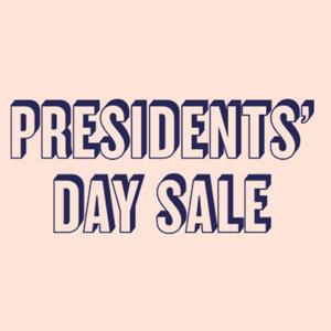 Zappos总统日精选产品低至7折促销