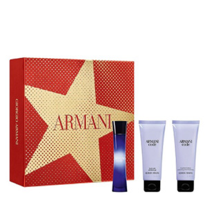 Giorgio Armani阿玛尼Armani Code for Women香水礼盒