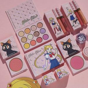 ColourPop X Sailor Moon 水冰月合作款彩妆