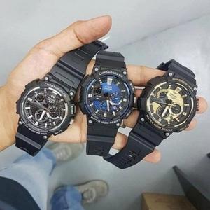 CASIO卡西欧 mcw-200h男款石英腕表
