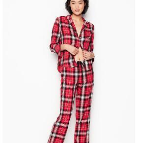 Victoria's secret维密无印良品风格长袖睡衣套装