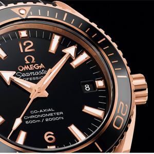 OMEGA精选海马系列四款腕表