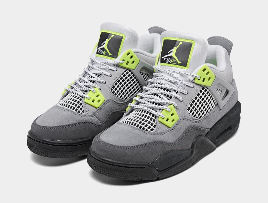 移花接木!身披跑鞋经典配色的Air Jordan 4下月上市!