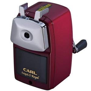 Carl咖路 Angel-5 Royal 手摇式削笔器 两档