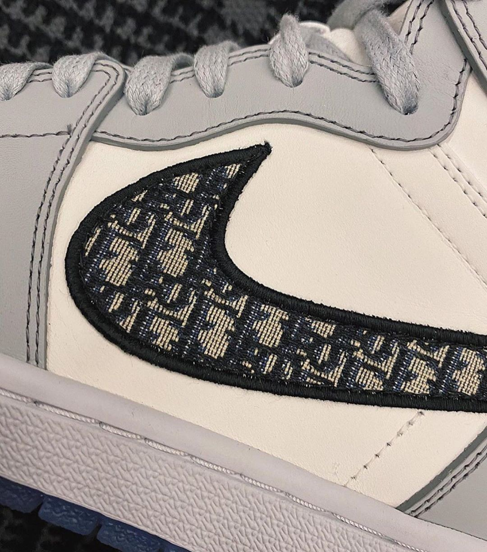 一眼万年!Dior x Air Jordan 1 发售信息释出!