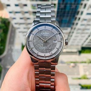 Tissot 天梭Powermatic 80系列银色男士腕表T086.407.11.061.10