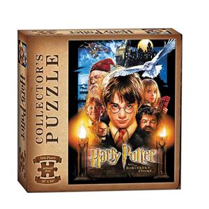 USAopoly 哈利波特与魔法石 收藏版拼图550片