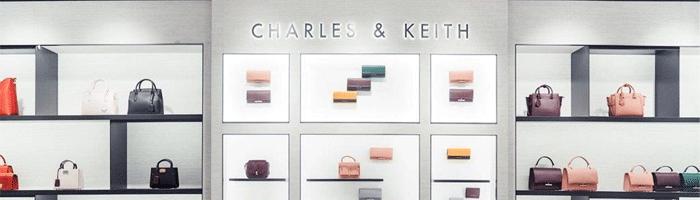 CHARLES & KEITH美国