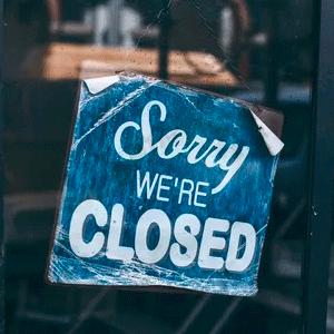疫情肆虐,北美商家线下门店陆续关门