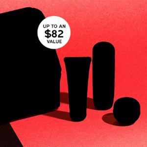 Shiseido资生堂全场满$85送神秘4件套好礼