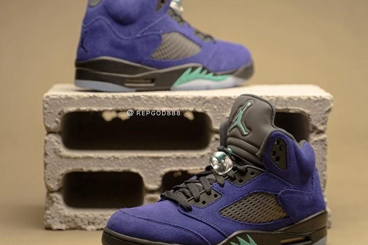 "Air Jordan 5 ""Alternate Grape"""