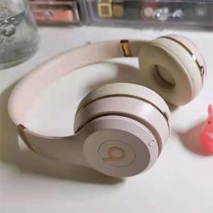 两色可选!Beats Solo3 Wireless 头戴式无线蓝牙耳机