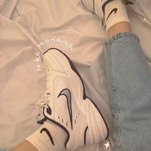 狗焕同款!Nike耐克 Air Monarch IV 男士运动鞋