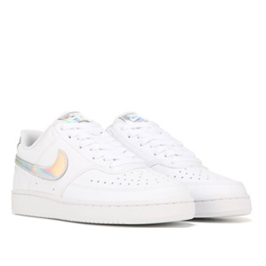 Nike Court Vision 低帮休闲运动鞋 镭射女款