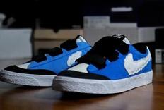 粘扣设计!Kevin Bradley x Nike SB Blazer 即将登场!