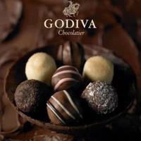 Godiva美国官网精选巧克力礼盒低至7折促销