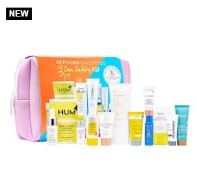 Sephora Favorites Sun Safety 防晒套装(价值$178)