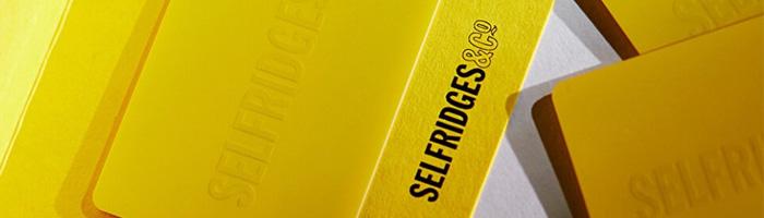 Selfridges百货
