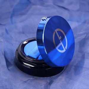 色号补齐!Armani阿玛尼 限量版大师网状蓝色气垫