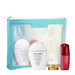 Shiseido 白胖子防晒3件套装