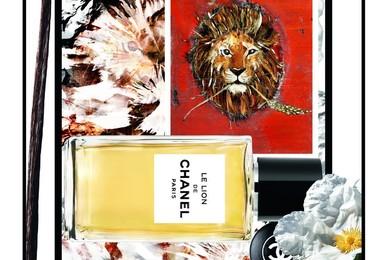 Chanel 高端线新香Le Lion de Chanel