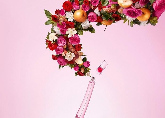 Kenzo Poppy Bouquet Perfume Cushion 2020