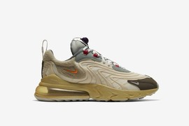 "终于定下了!Travis Scott x Nike Air Max 270 ""Cactus Trails"" 下周上市!"