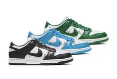 Dunk的调色盘!多款Nike Dunk Low配色将在明年迎来复刻!