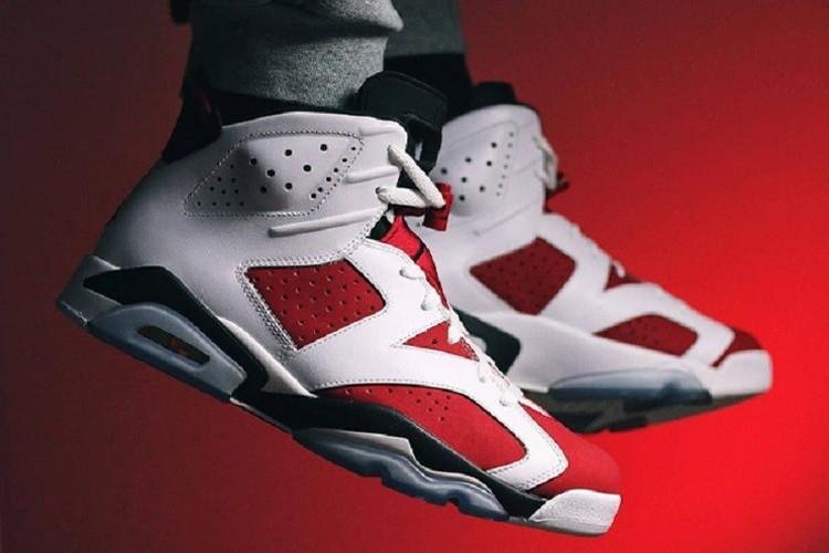 "Air Jordan 6 ""Carmine"""