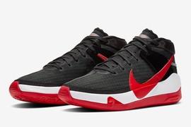 """实战好鞋!Nike KD 13 """"Bred"""" 即将发售!"""