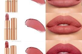 Charlotte Tilbury Matte Revolution Bridal Lipsticks