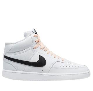 Nike Court Vision 高帮女士休闲运动鞋